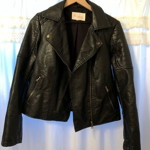 Vince Camuto Leather Jacket